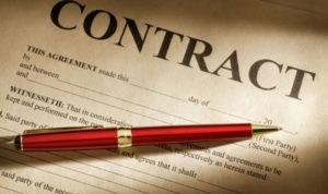 Contract Attorney Santa Rosa